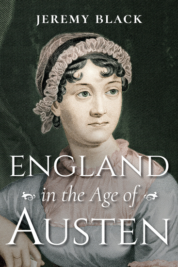 England in the Age of Austen - cover