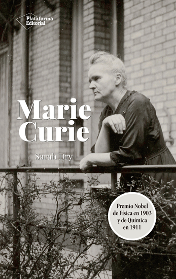 Marie Curie - cover