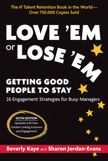 Love 'Em or Lose 'Em Sixth Edition - Getting Good People to Stay - cover
