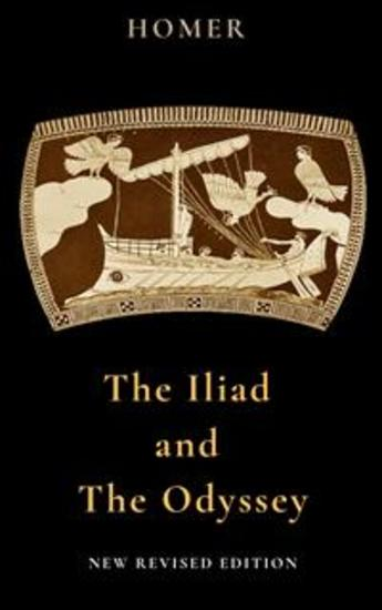 The Iliad and The Odyssey - New Revised Edition - cover