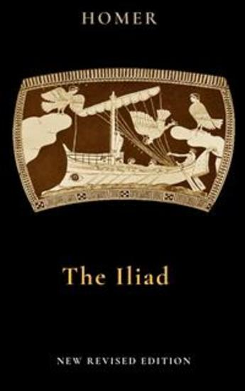 The Iliad - New Revised Edition - cover
