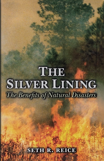 The Silver Lining - The Benefits of Natural Disasters - cover