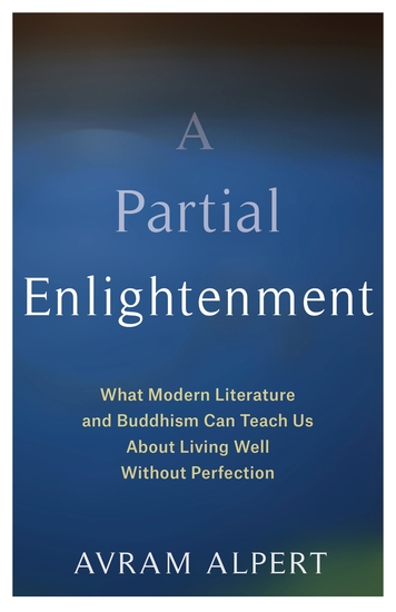 A Partial Enlightenment - What Modern Literature and Buddhism Can Teach Us About Living Well Without Perfection - cover