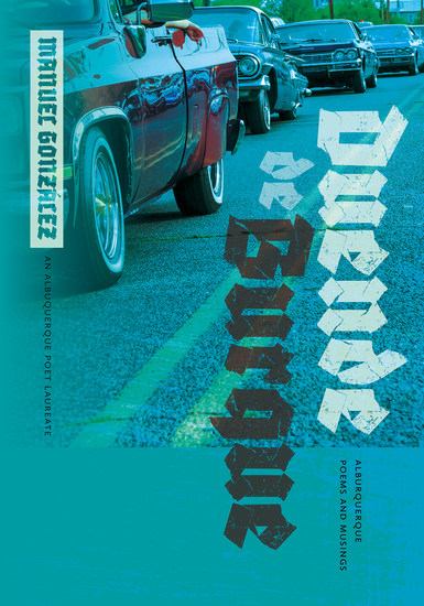 Duende de Burque - Alburquerque Poems and Musings - cover