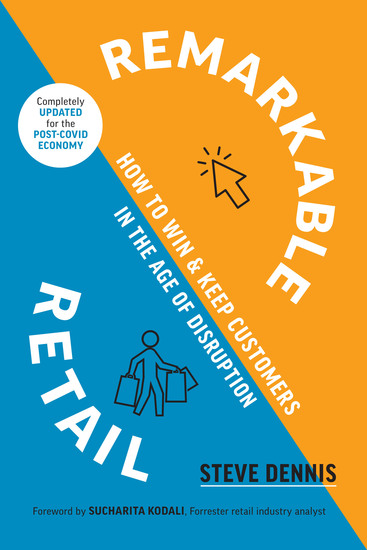 Remarkable Retail - How to Win and Keep Customers in the Age of Disruption - cover