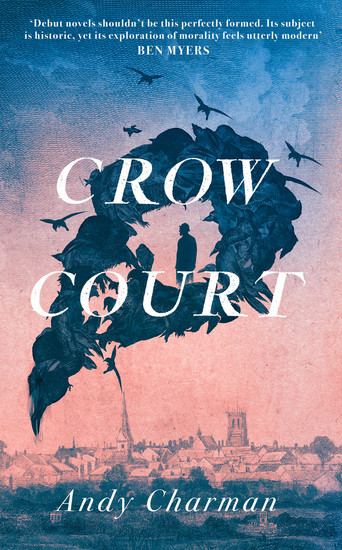 Crow Court - cover