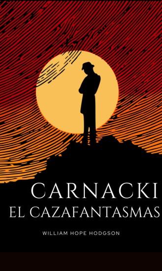 Carnacki el cazafantasmas - cover