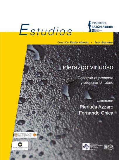 Liderazgo virtuoso - cover