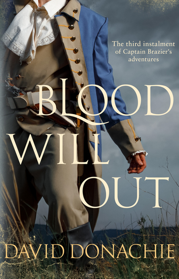 Blood Will Out - The thrilling conclusion to the smuggling drama - cover