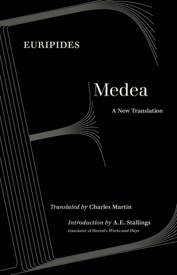 Medea - A New Translation - cover