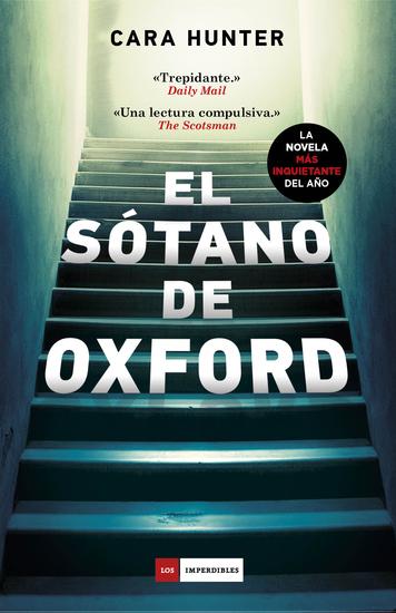 El sótano de Oxford - cover