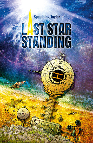 Last Star Standing - cover