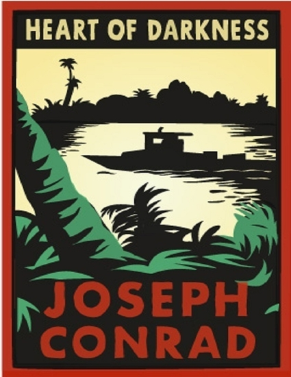 the horrors of greed in heart of darkness a novel by joseph conrad