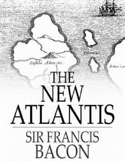 The New Atlantis - cover