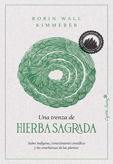 Una trenza de hierba sagrada - cover