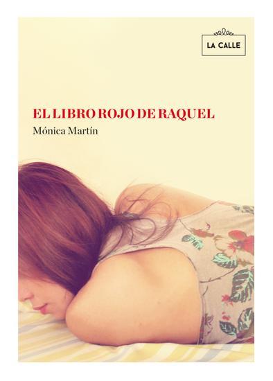El libro rojo de Raquel - cover