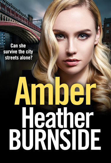 Amber - an absolutely gripping gritty crime thriller - cover