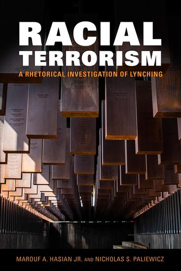 Racial Terrorism - A Rhetorical Investigation of Lynching - cover