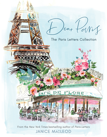Dear Paris - The Paris Letters Collection - cover