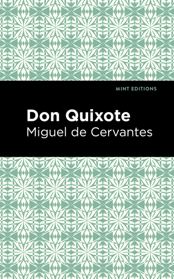 Don Quixote - cover