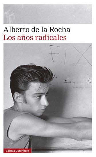 Los años radicales - cover
