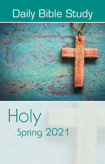 Daily Bible Study Spring 2021 - cover