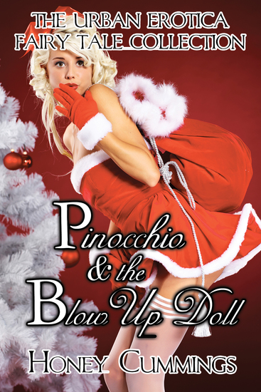 Pinocchio and the Blow Up Doll - cover