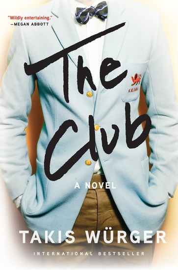 The Club - A Novel - cover