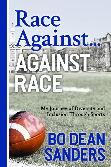 Race Against - Against Race - My Journey of Diversity and Inclusion Through Sports - cover