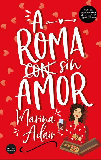 A Roma sin amor - cover