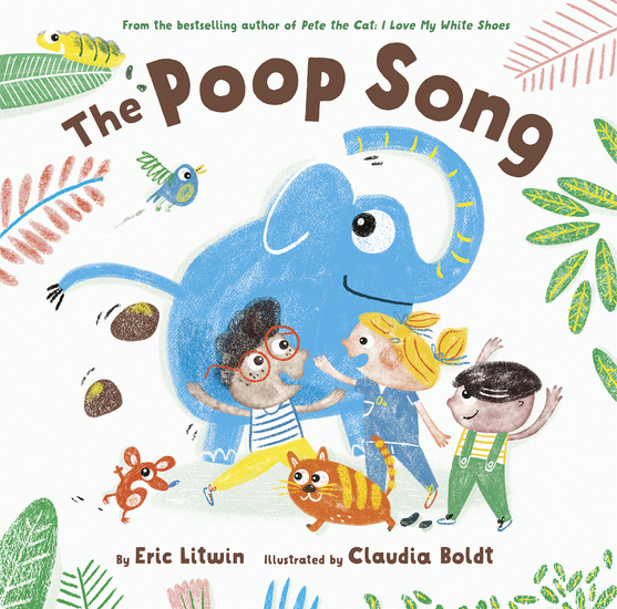 The Poop Song - cover
