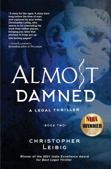 Almost Damned - cover