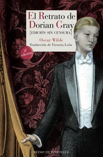 El retrato de Dorian Gray - Edición sin censura - cover