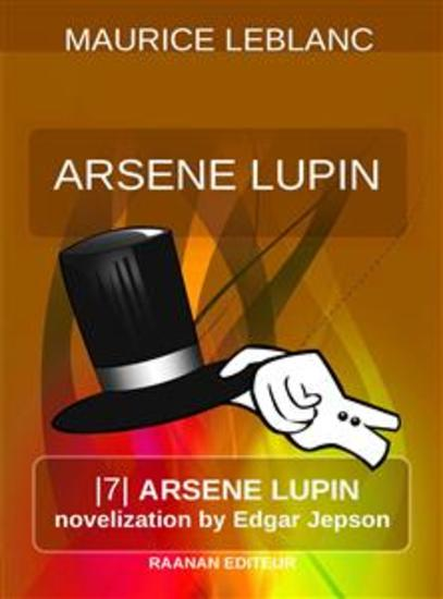 Arsene Lupin - cover