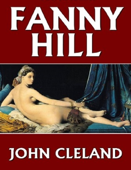Fanny Hill - cover