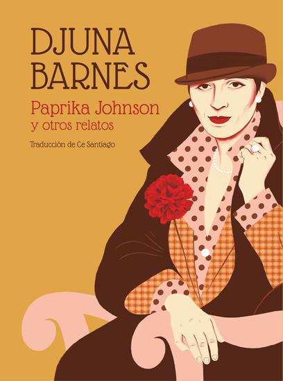 Paprika Johnson y otros relatos - cover