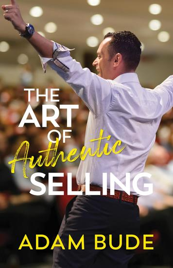 The Art of Authentic Selling - cover