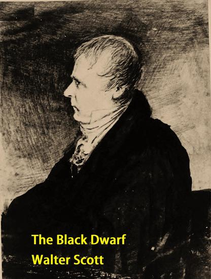 The Black Dwarf - cover
