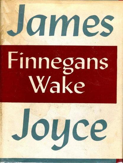 Finnegans Wake - cover