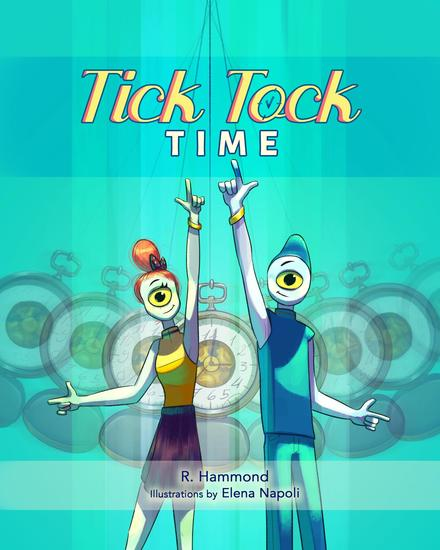Tick Tock TIME - cover