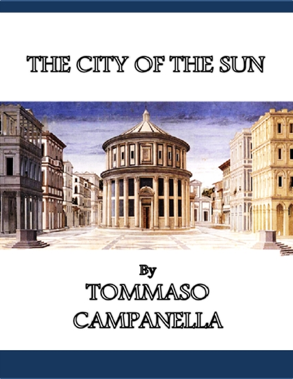 The City of the Sun - cover
