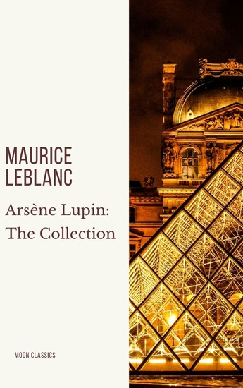 Arsène Lupin: The Collection - cover