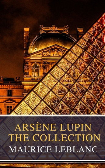 Arsène Lupin: The Collection ( Movie Tie-in) - cover