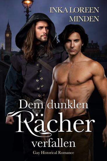 Dem dunklen Rächer verfallen - Gay Historical Romance - cover