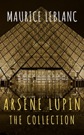 The Collection Arsène Lupin - cover