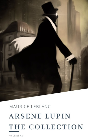 Arsene Lupin The Collection - cover