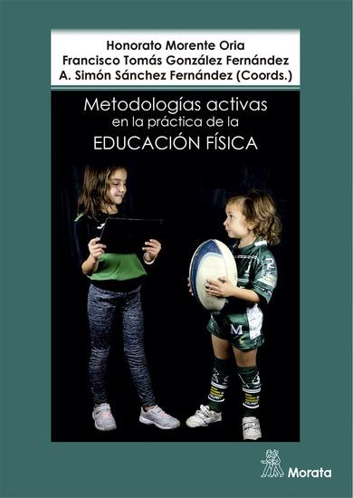 Metodologías activas en la práctica de la educación física - cover