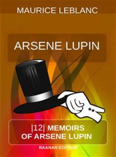 Memoirs of Arsene Lupin - cover