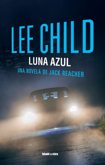 Luna azul - Edición España - cover