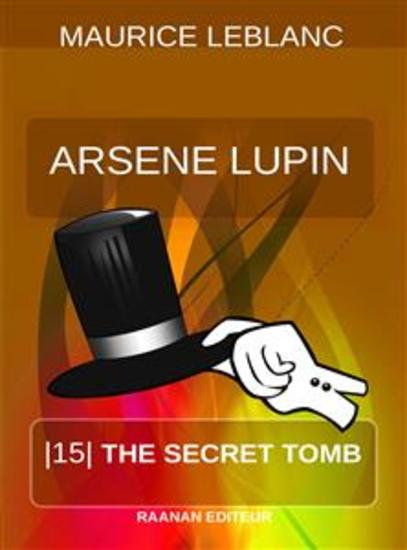 The Secret Tomb - cover